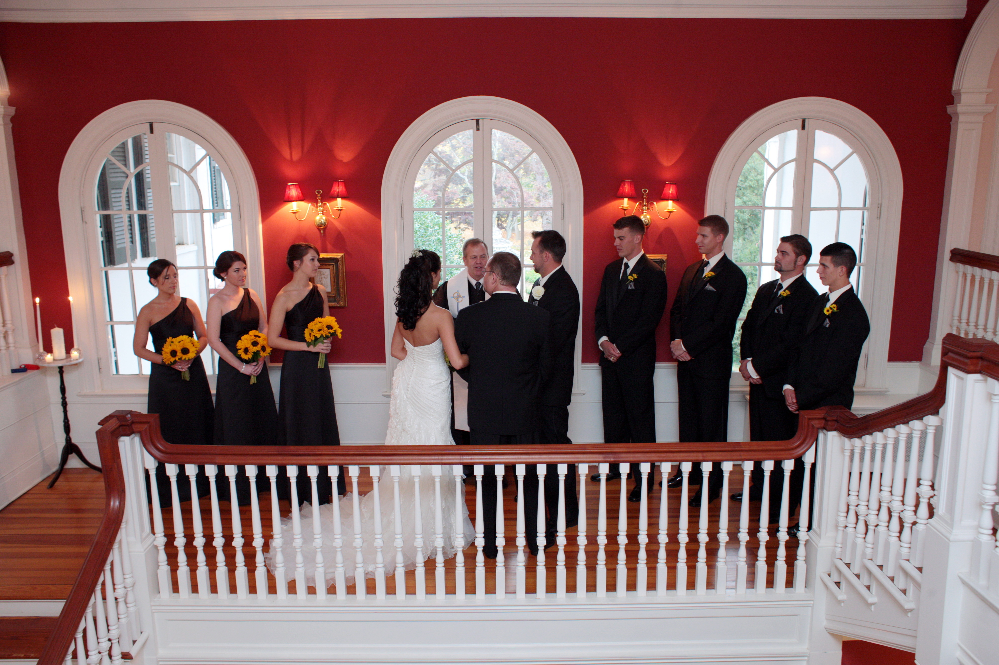 Wedding at Historic Rosemont Manor