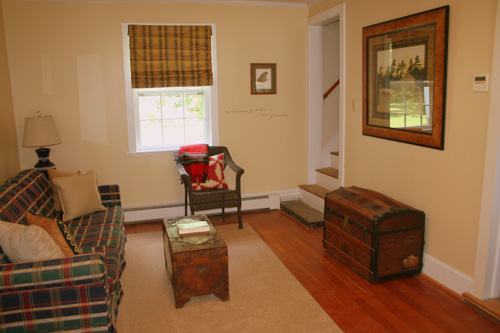 John Wayne Lodge Living Room