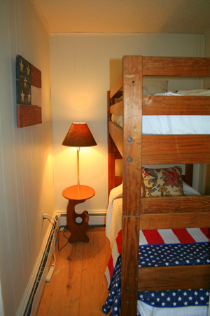 John Wayne Lodge Bedroom 1 Angle 1