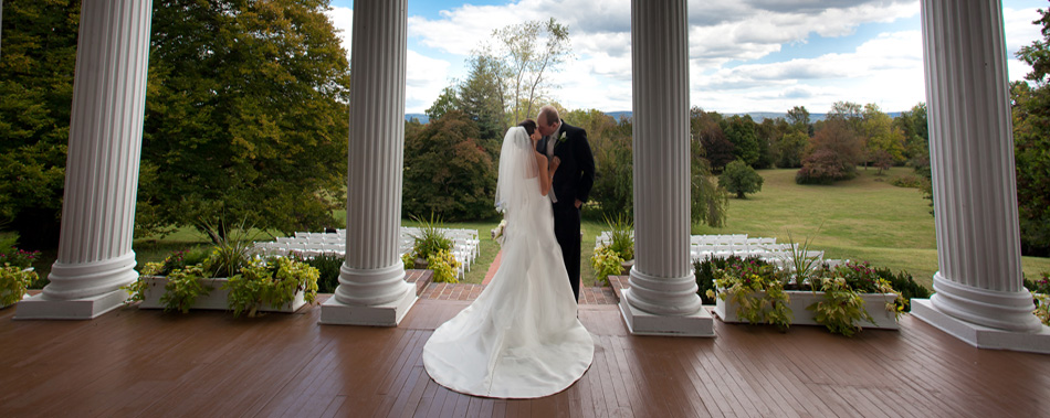 Your wedding at Historic Rosemont Manor