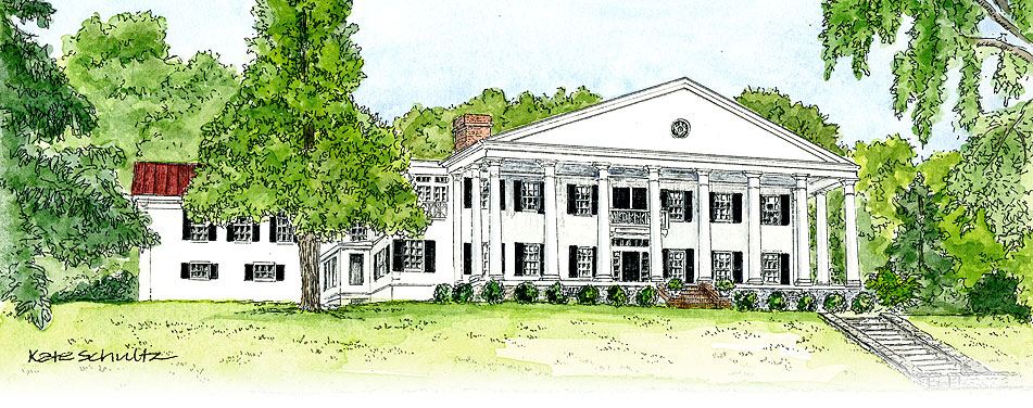 Virginia's Newest Premiere Bed and Breakfast: Rosemont Manor