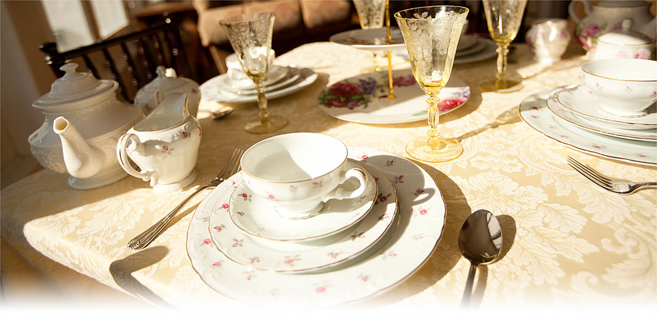 High Tea Events at Rosemont