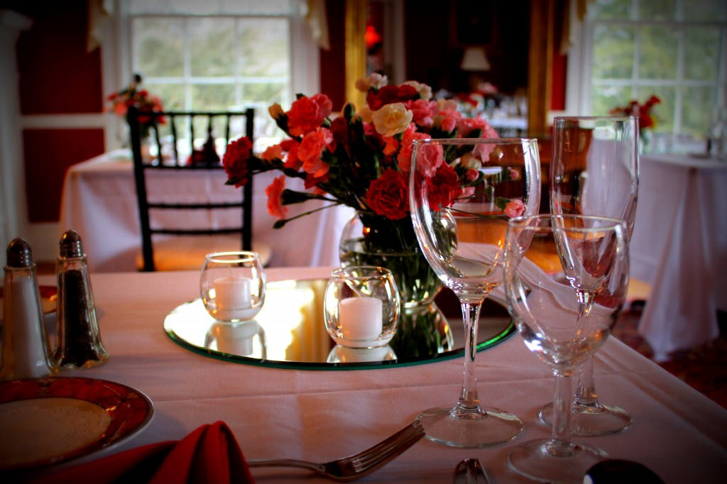 Northern Va romantic dinner and getaway