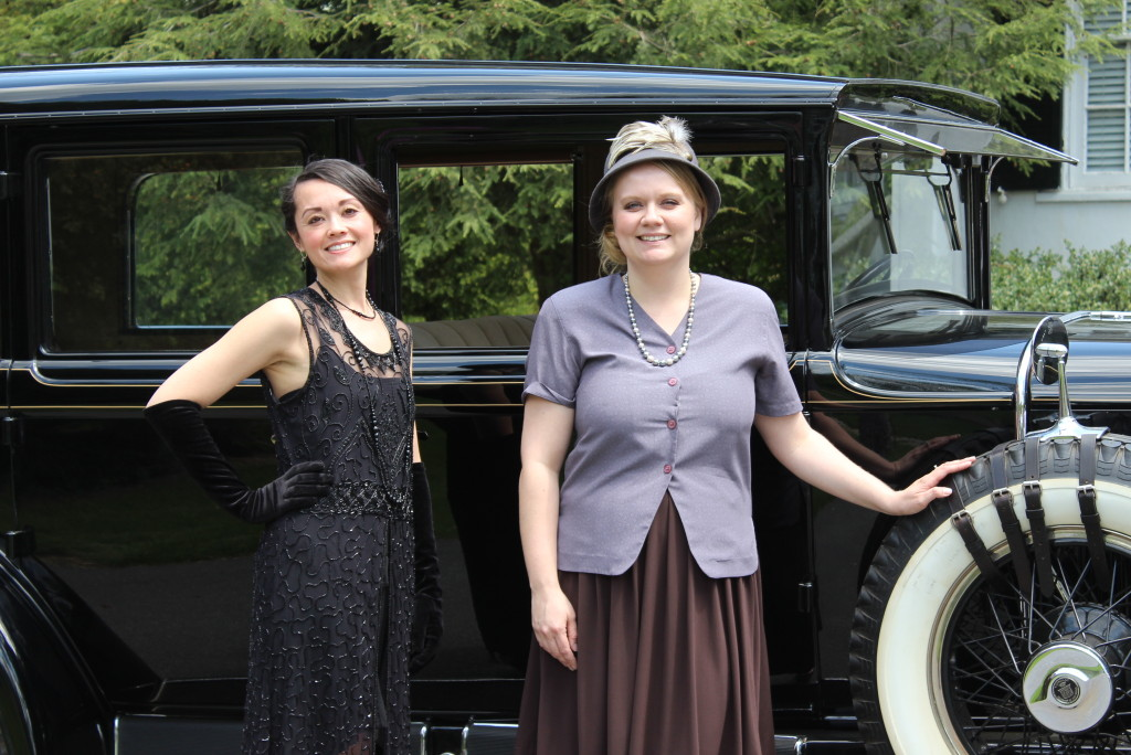 Downton Abbey Tea at Rosemont