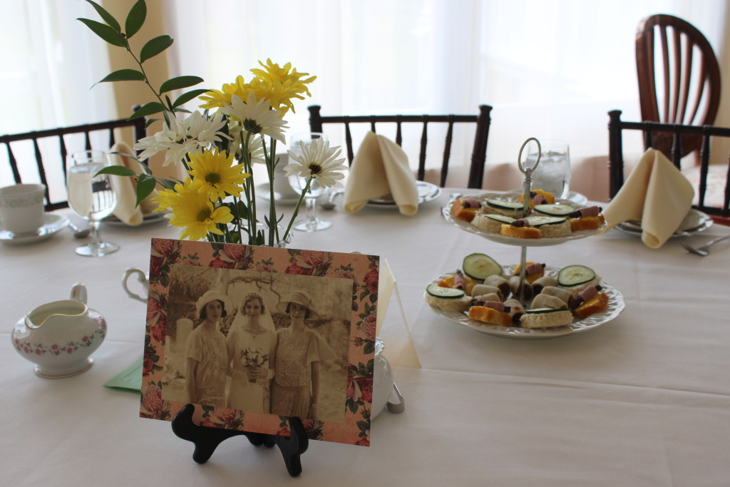 Downton Abbey Themed Tea in Northern Virginia