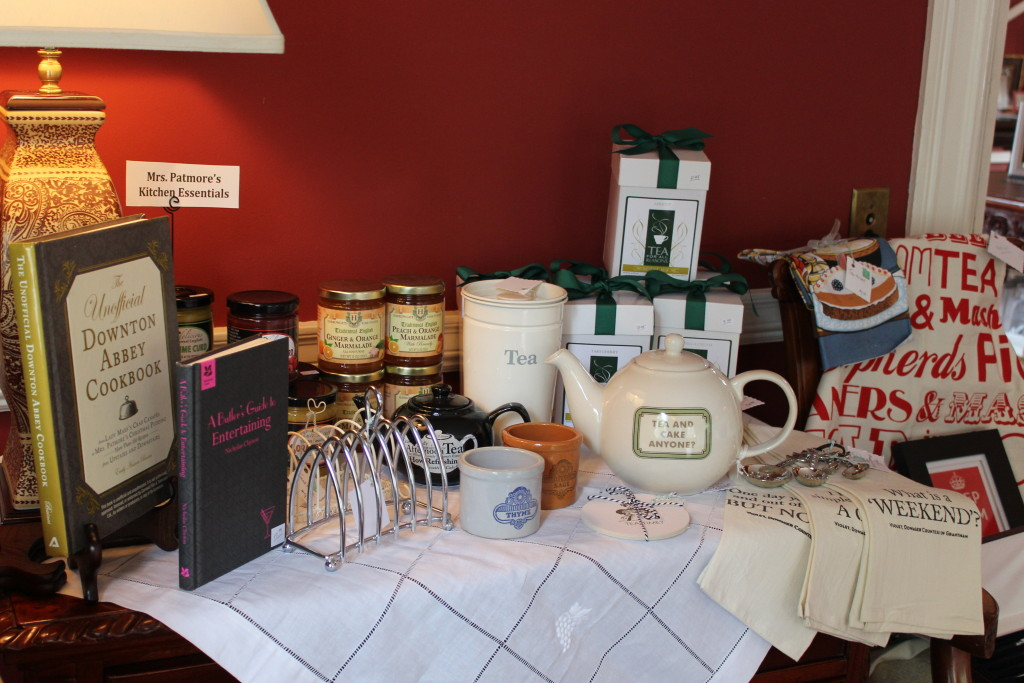 Downton Teas from Rosemont and Tea for All Reasons