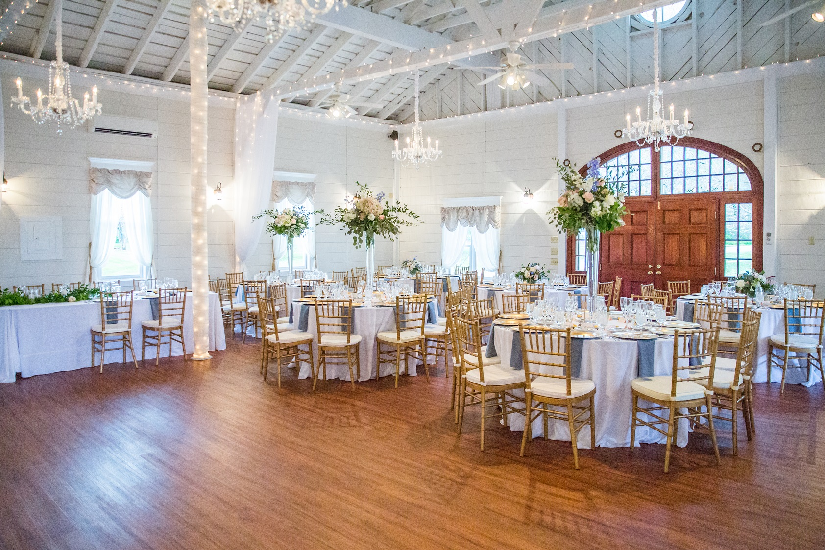 First Lady Wedding Venue Packages At Rosemont